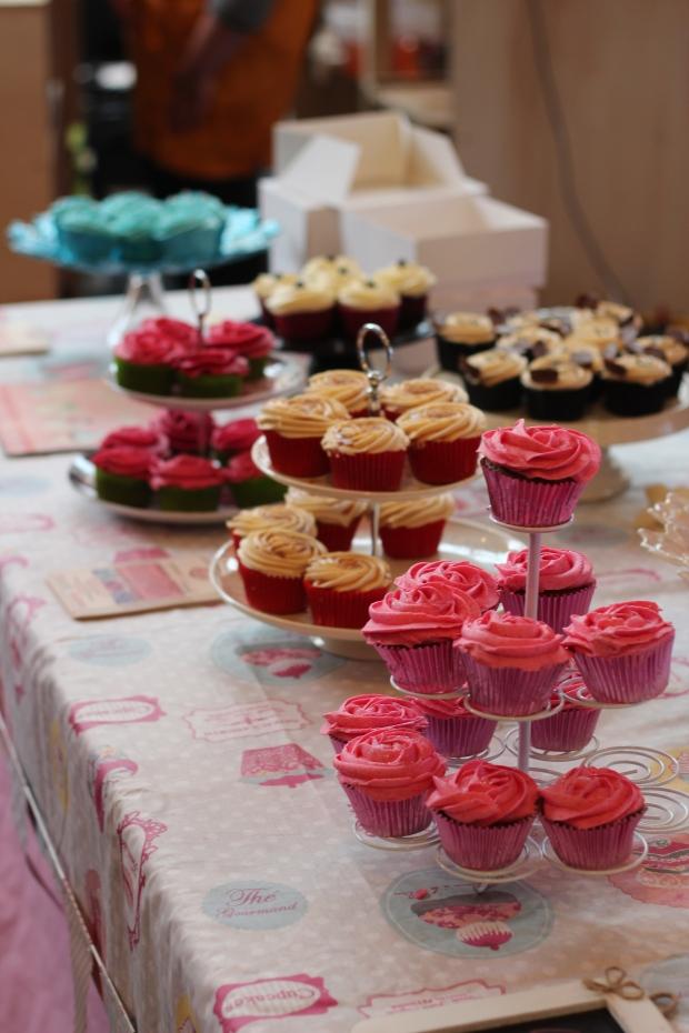 Stand de gabrielle's cupcakes blog dracipana