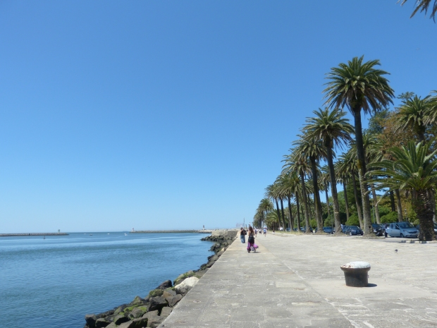 Bord de mer Porto Palmiers blog lifestyle Dracipana