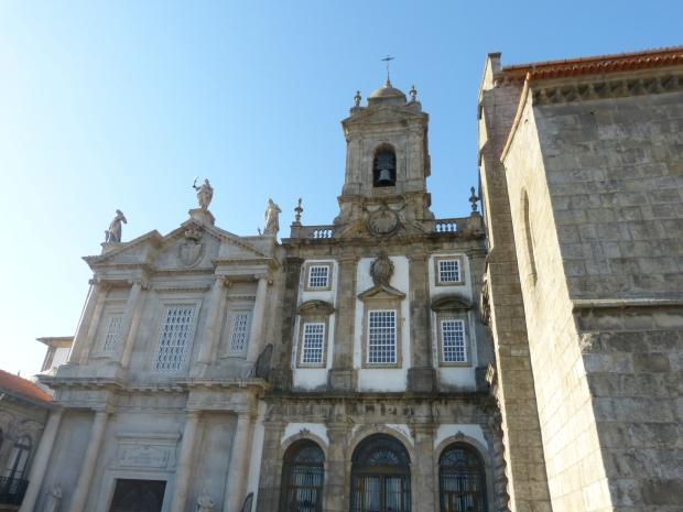 Eglise Porto rio douro blog www.dracipana.com