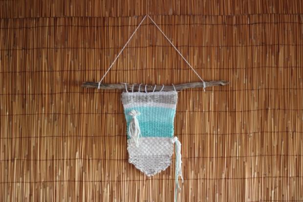 Haging wall fanion en laine blog dracipana