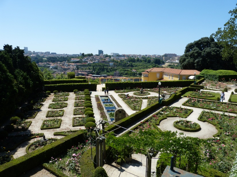 Le jardin palacio de cristal Porto, dracipana blog lifestyle lille